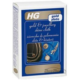 Салфетка для придания блеска золоту HG 433000106