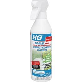 Средство для удаления известкового налета с свежим ароматом HG 604050161