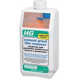 Средство для удаления цементного налета и ржавчины HG 101100161