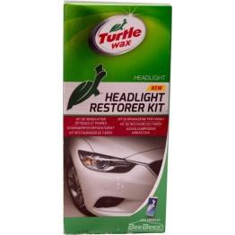Набор для восстановления пластиковых фар Turtle Wax Headlight Lens Restorer 51768