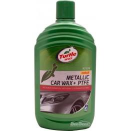 Восковый полироль «Металлик» с полимером ПТФЭ Turtle Wax Metallic Car Wax + PTFE FG8221 500 мл