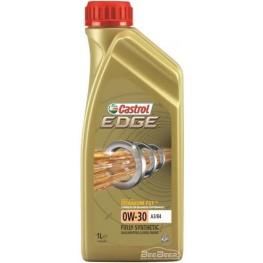 Моторное масло Castrol EDGE 0w-30 A3/B4 Titanium 1 л