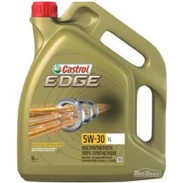 Моторное масло Castrol EDGE 5w-30 LL Titanium 5 л