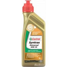 Трансмиссионное масло Castrol Syntrax Universal 80w-90 1 л
