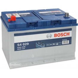 Аккумулятор автомобильный Bosch S4 Silver Asia 95Ah (0 092 S40 290)