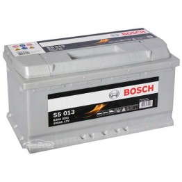 Аккумулятор автомобильный Bosch S5 Silver Plus 100Ah (0 092 S50 130)