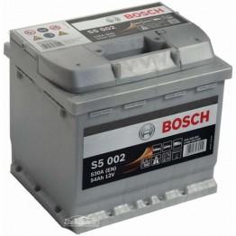 Аккумулятор автомобильный Bosch S5 Silver Plus 54Ah (0 092 S50 020)