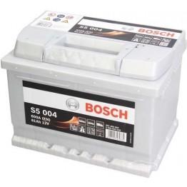 Аккумулятор автомобильный Bosch S5 Silver Plus 61Ah (0 092 S50 040)