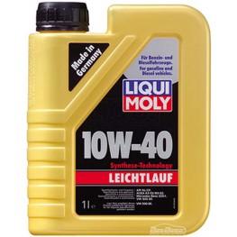 Моторное масло Liqui Moly Leichtlauf 10w-40 9500 1 л