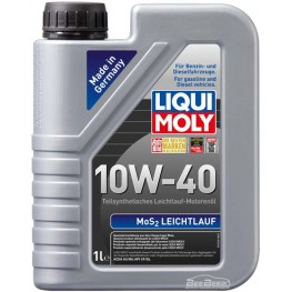 Моторное масло Liqui Moly MoS2 Leichtlauf 10w-40 1930 1 л