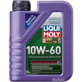 Моторное масло Liqui Moly Synthoil Race Tech GT1 10w-60 1943 1 л