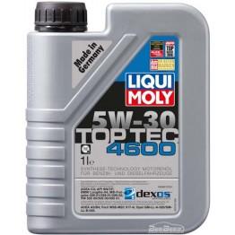 Моторное масло Liqui Moly Top Tec 4600 5w-30 8032 1 л