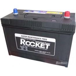 Аккумулятор автомобильный Rocket 100Ah BCI R+ Asia SMF 1000LA