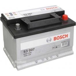 Аккумулятор автомобильный Bosch S3 70Ah (0 092 S30 070)