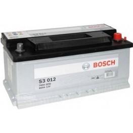 Аккумулятор автомобильный Bosch S3 88Ah (0 092 S30 120)