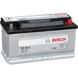 Аккумулятор автомобильный Bosch S3 90Ah (0 092 S30 130)