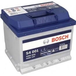 Аккумулятор автомобильный Bosch S4 Silver 44Ah (0 092 S40 010)