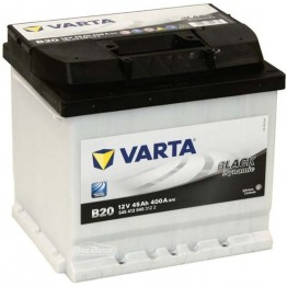 Аккумулятор автомобильный Varta Black Dynamic 45Ah 545413040 B20