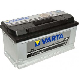 Аккумулятор автомобильный Varta Black Dynamic 88Ah 588403074 F5