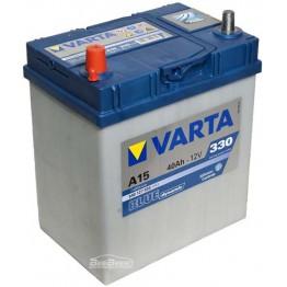 Аккумулятор автомобильный Varta Blue Dynamic 40Ah 540127033 A15