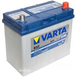 Аккумулятор автомобильный Varta Blue Dynamic 45Ah 545156033 B32