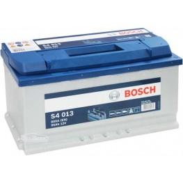 Аккумулятор автомобильный Bosch S4 Silver 95Ah (0 092 S40 130)