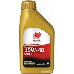 Моторна олива Idemitsu 10w-40 1 л