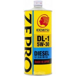 Моторное масло Idemitsu Zepro Diesel 5w-30 1 л