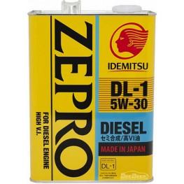 Моторна олива Idemitsu Zepro Diesel 5w-30 4 л