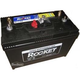 Аккумулятор автомобильный Rocket 120Ah USA L+ Asia SMF 31-1000S