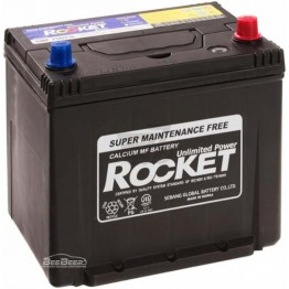 Аккумулятор автомобильный Rocket 65Ah R+ Asia SMF 75D23L