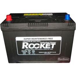 Аккумулятор автомобильный Rocket 90Ah L+ Asia SMF NX120-7
