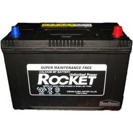 Аккумулятор автомобильный Rocket 90Ah R+ Asia SMF NX120-7L