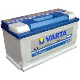 Аккумулятор автомобильный Varta Blue Dynamic 95Ah 595402080 G3