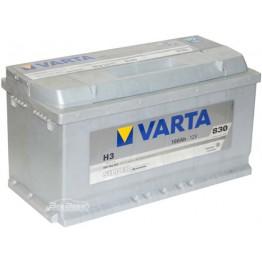 Аккумулятор автомобильный Varta Silver Dynamic 100Ah 600402083 H3
