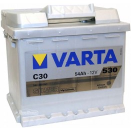 Аккумулятор автомобильный Varta Silver Dynamic 54Ah 554400053 C30