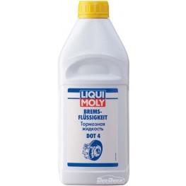 Тормозная жидкость Liqui Moly Brems-Flussigkeit DOT 4 8834 1 л