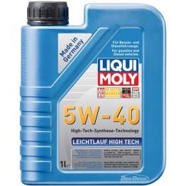 Моторное масло Liqui Moly Leichtlauf High Tech 5w-40 8028 1 л