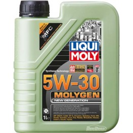 Моторное масло Liqui Moly Molygen New Generation 5w-30 9041 1 л