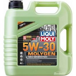 Моторное масло Liqui Moly Molygen New Generation 5w-30 9042 4 л