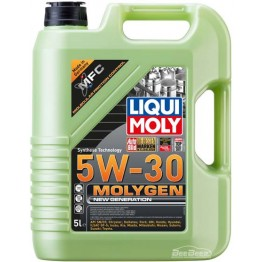 Моторное масло Liqui Moly Molygen New Generation 5w-30 9043 5 л