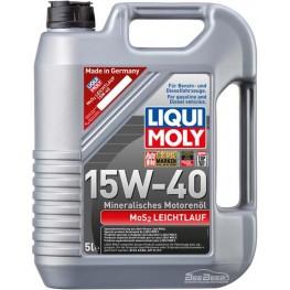 Моторное масло Liqui Moly MoS2 Leichtlauf 15w-40 1933 5 л