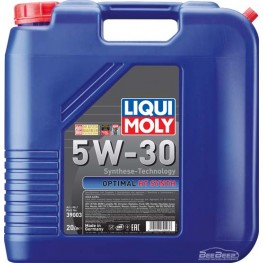 Моторное масло Liqui Moly Optimal Synth 5W-30 39003 20 л