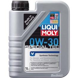 Моторное масло Liqui Moly Special Tec V 0w-30 2852 1 л