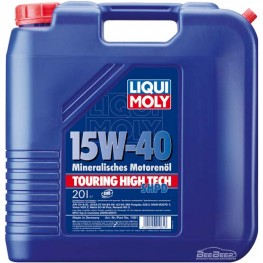 Моторное масло Liqui Moly Touring High Tech SHPD 15w-40 1061 20 л