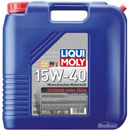 Моторное масло Liqui Moly Touring High Tech Super SHPD 15w-40 1121 20 л
