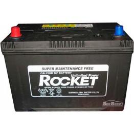 Аккумулятор автомобильный Rocket 95Ah L+ Asia SMF 115D31R