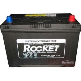 Аккумулятор автомобильный Rocket 95Ah R+ Asia SMF 115D31L