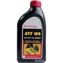 Трансмиссионное масло Toyota ATF WS 00289-ATFWS 946 мл