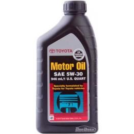 Моторное масло Toyota Motor Oil 5W-30 00279-1QT5W 946 мл